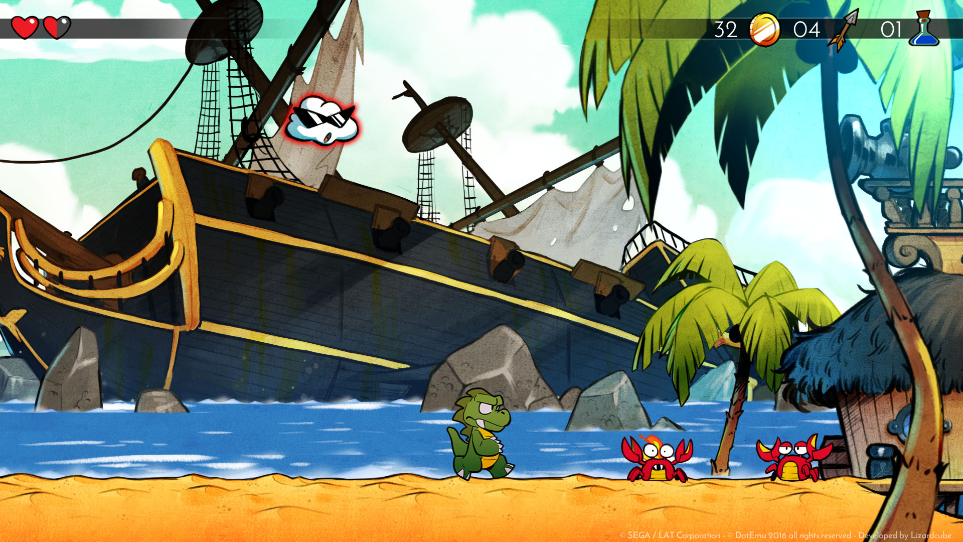Remake NextGen Wonder Boy III : The Dragon's Trap WonderBoyTheDragonsTrap-08